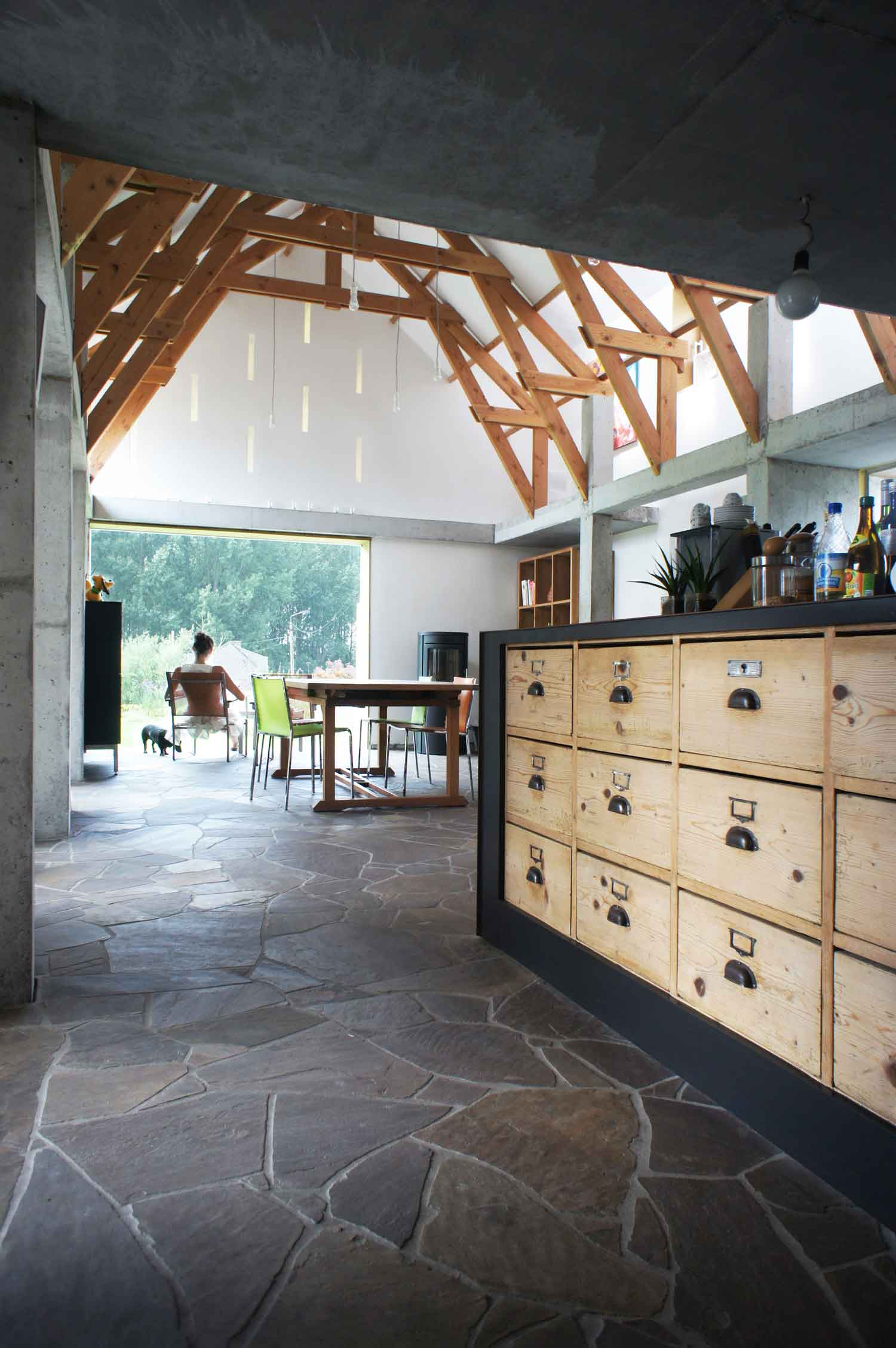 Nico and Hilde in Balegem, Belgium by Atelier Vens Vanbelle | Yellowtrace