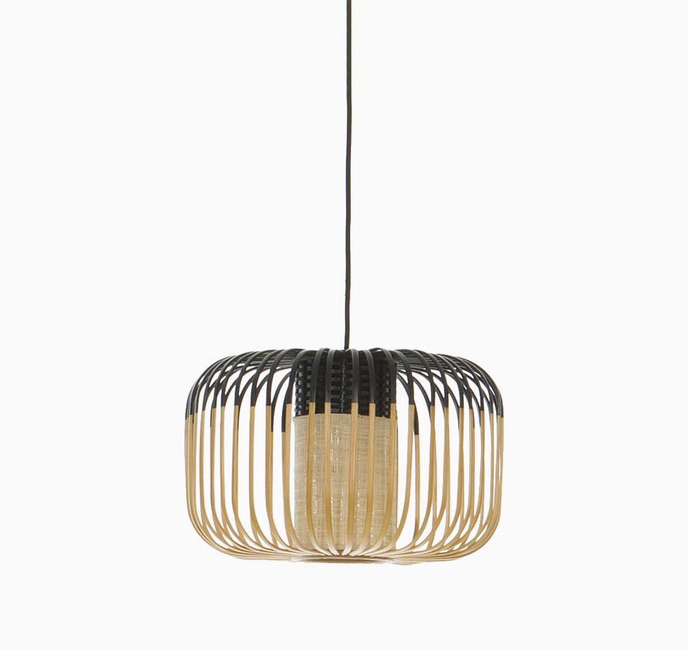 Bamboo Lamp by Arik Levy for Forestier at Maison & Objet 2015 | Yellowtrace