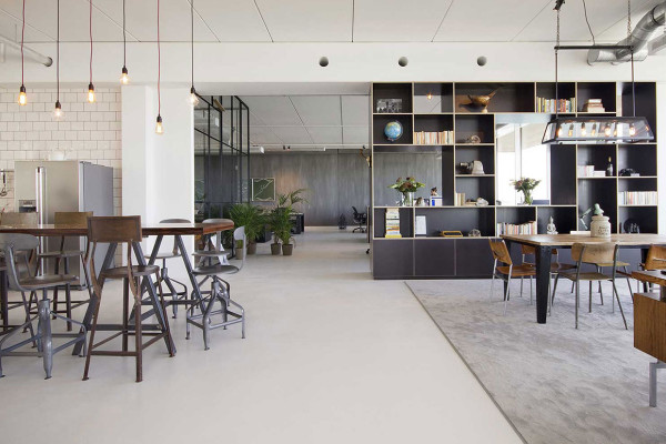 BrandBase Develops New Office as a Hotel | Yellowtrace