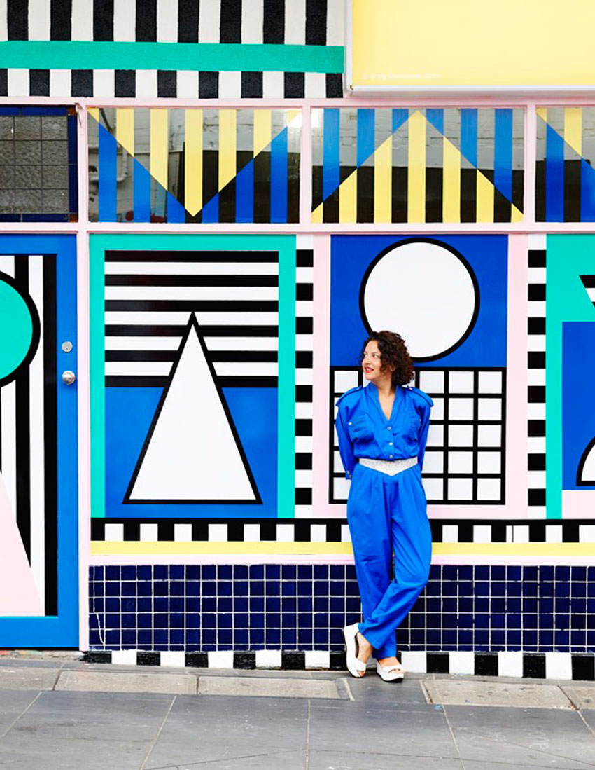 Camille Walala Prints | Yellowtrace