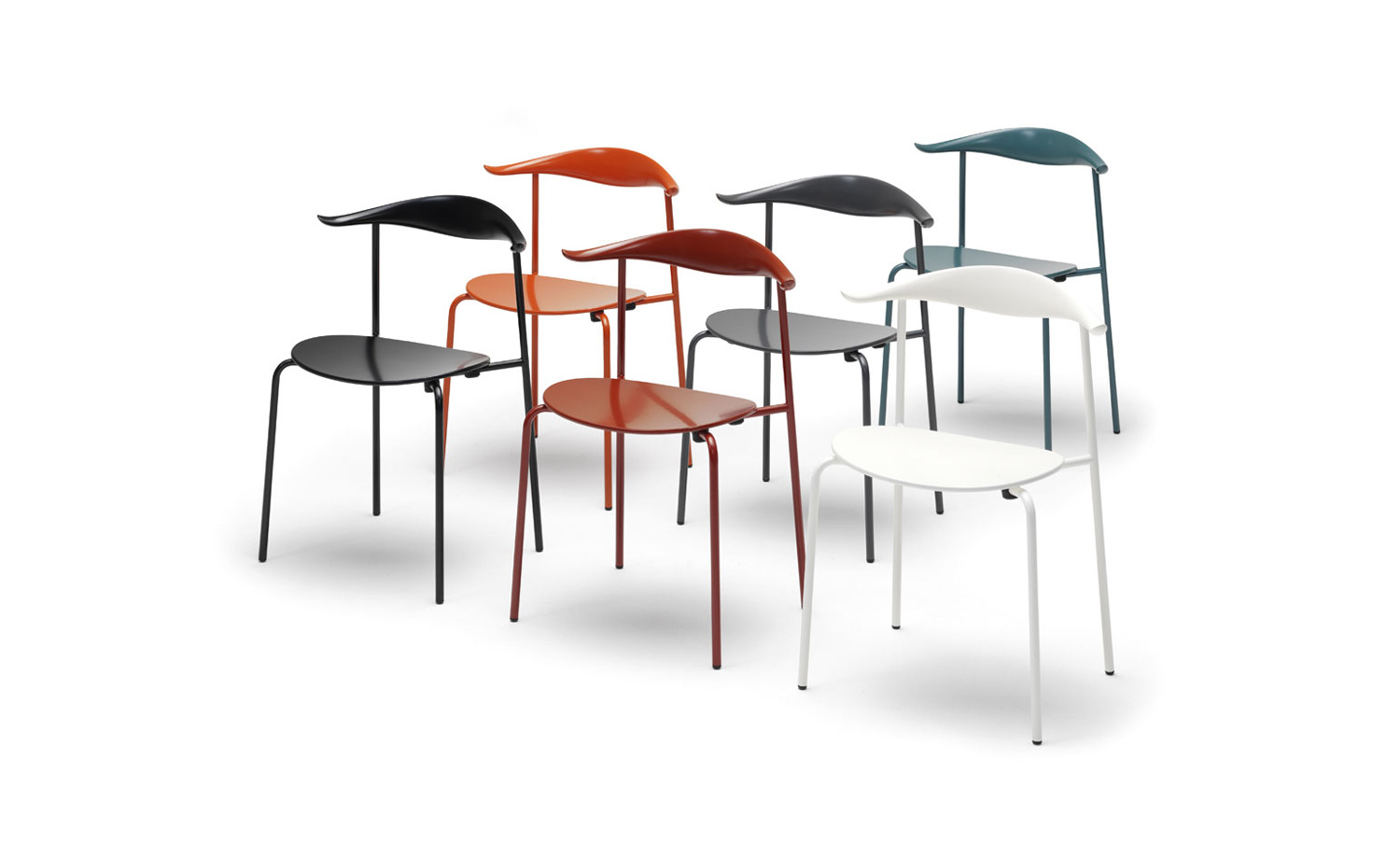 Carl Hansen & Son re-introdued CH88 Chair at Stockholm Design Week 2015 | Yellowtrace
