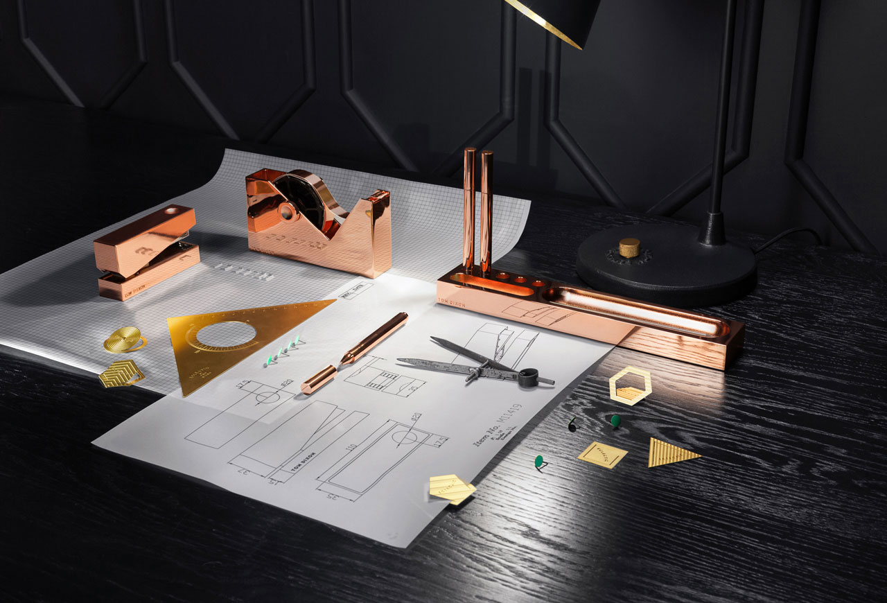 Cube Collectionby Tom Dixon at Maison & Objet 2015 | Yellowtrace