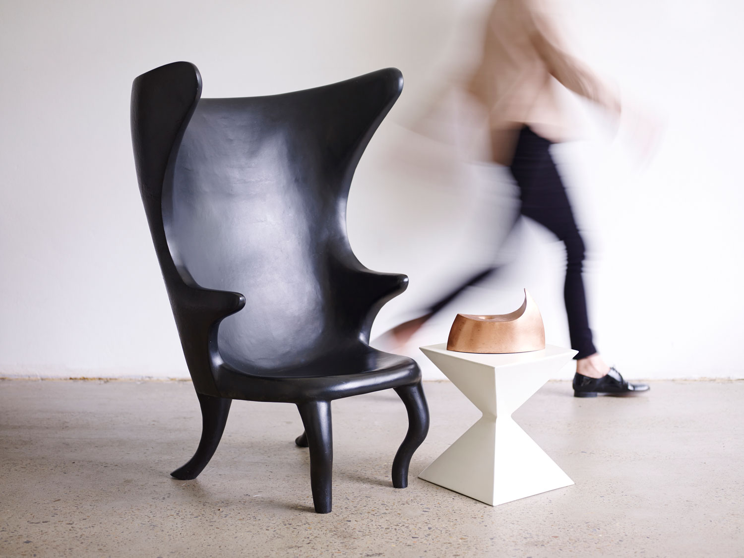 Criteria Melbourne Showroom & Upcoming Exhibition by Blakebrough + King | Yellowtrace
