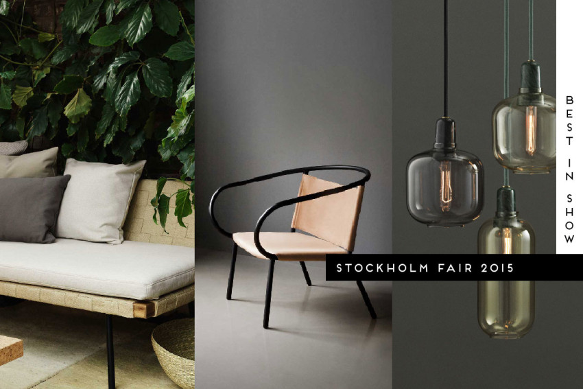 Highlights from Stockholm Furniture Fair 2015, curated by Yellowtrace