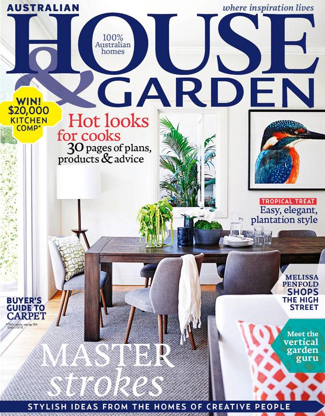 House & Garden Australia