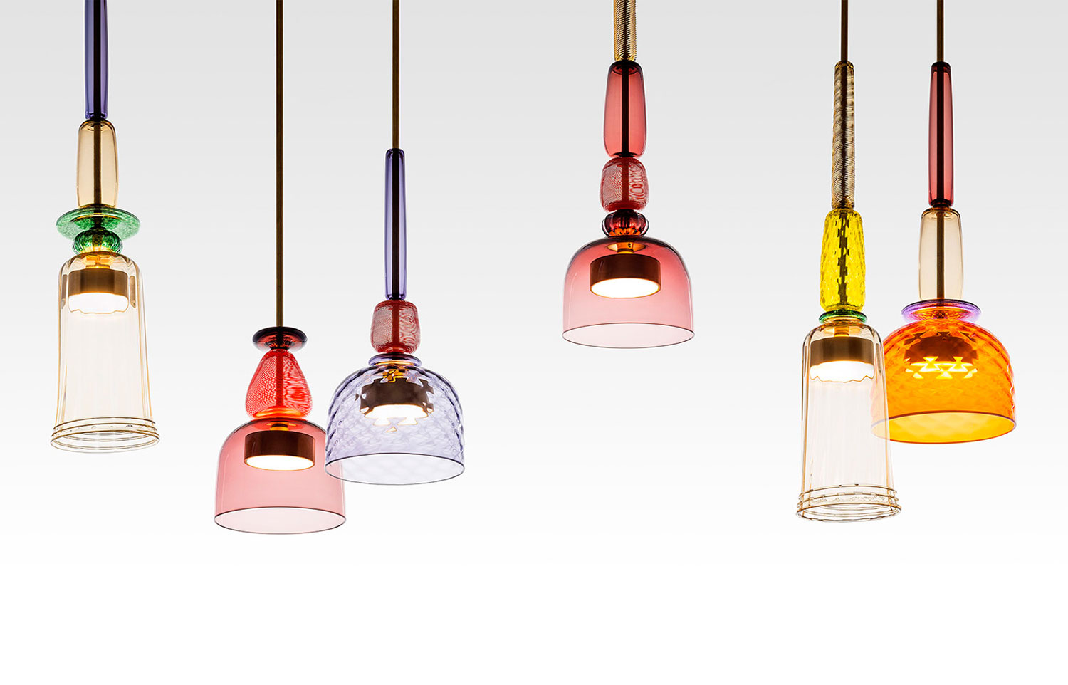 I Flauti Lights by Giopato & Coombes at Maison & Objet 2015 | Yellowtrace