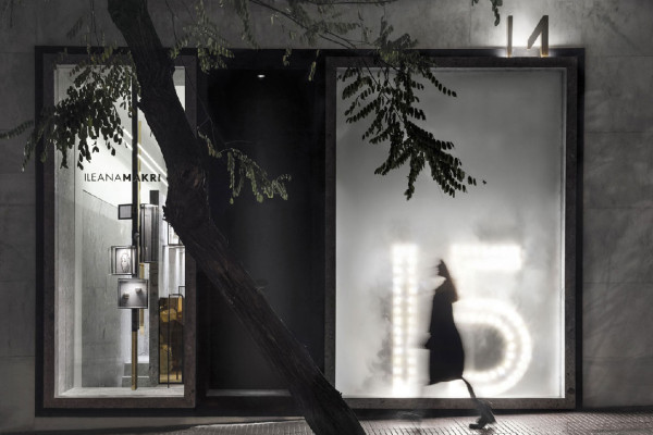 Ileana Makri Store by Kois Associated Architects | Yellowtrace