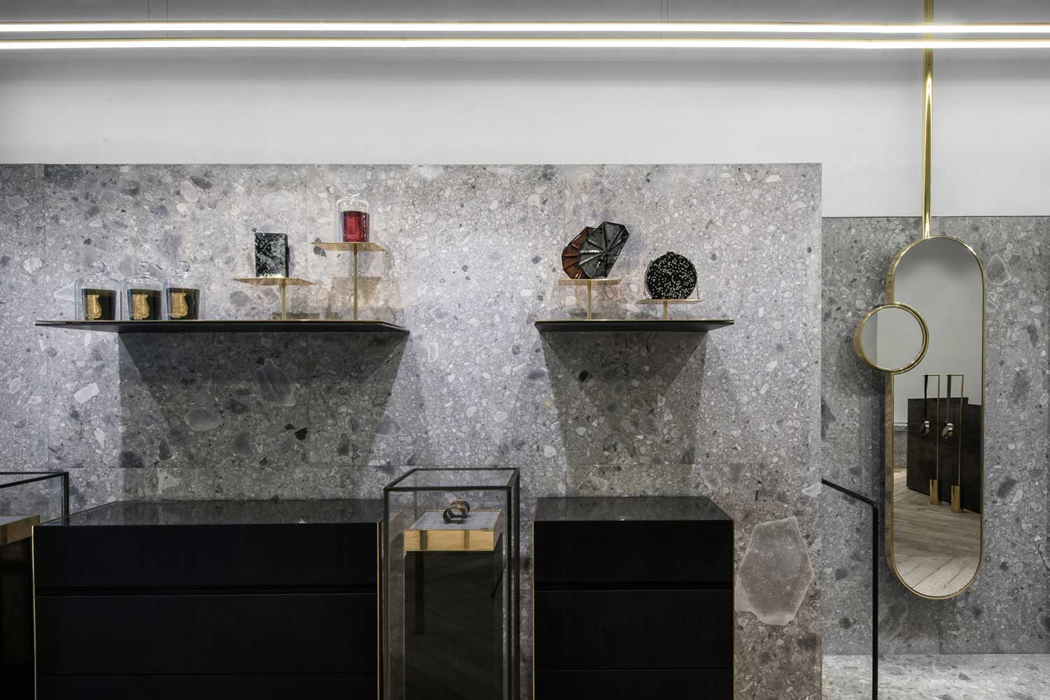 IM Store by Kois Associated Architects | Yellowtrace