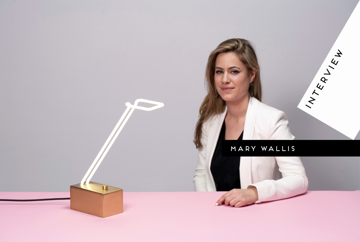 Interview Mary Wallis | Yellowtrace