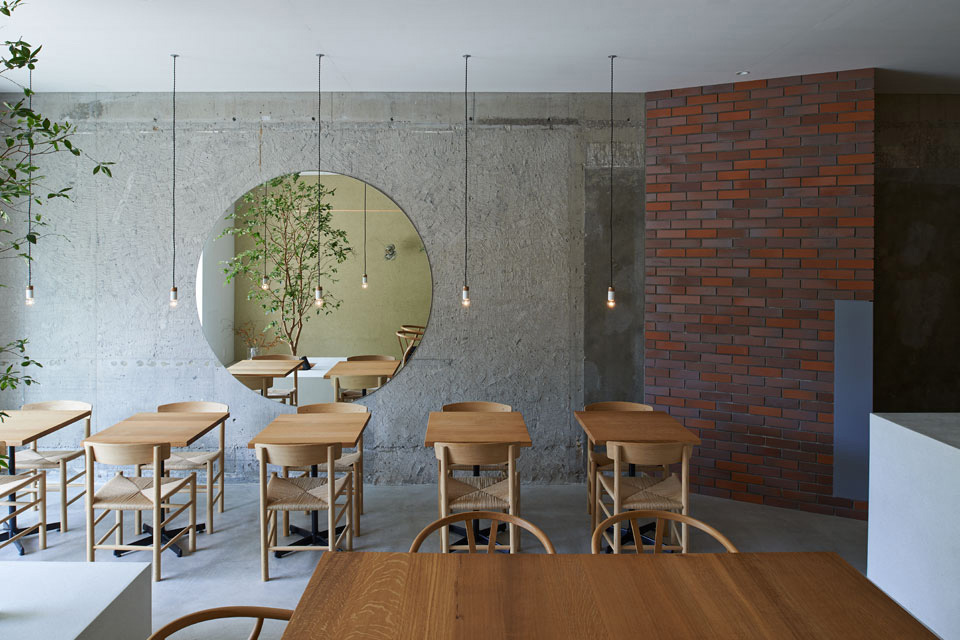 ito weather cafe by japanese studio ninkipen yellowtrace