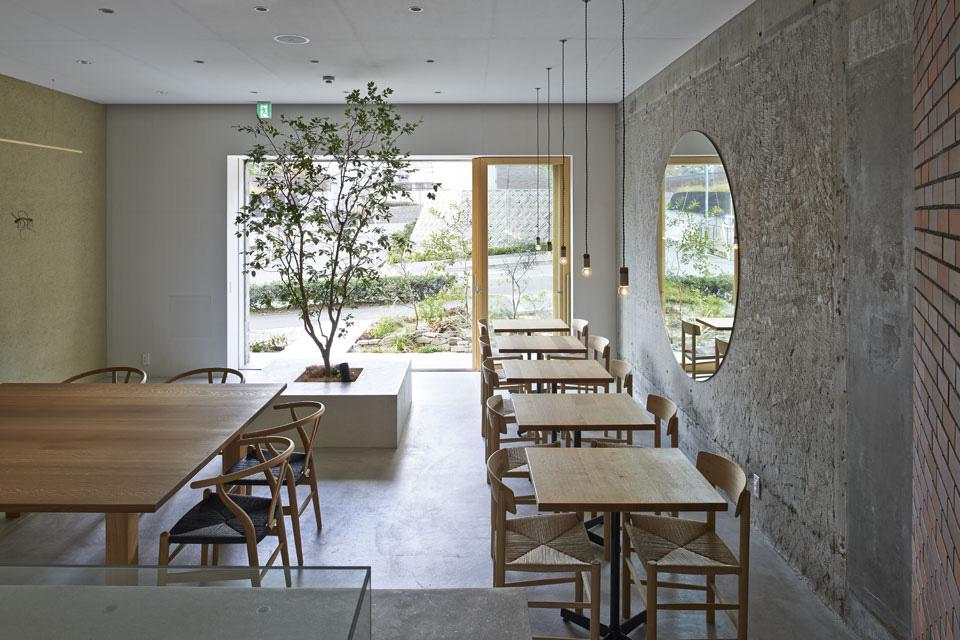 Ito Weather Cafe By Japanese Studio Ninkipen Yellowtrace