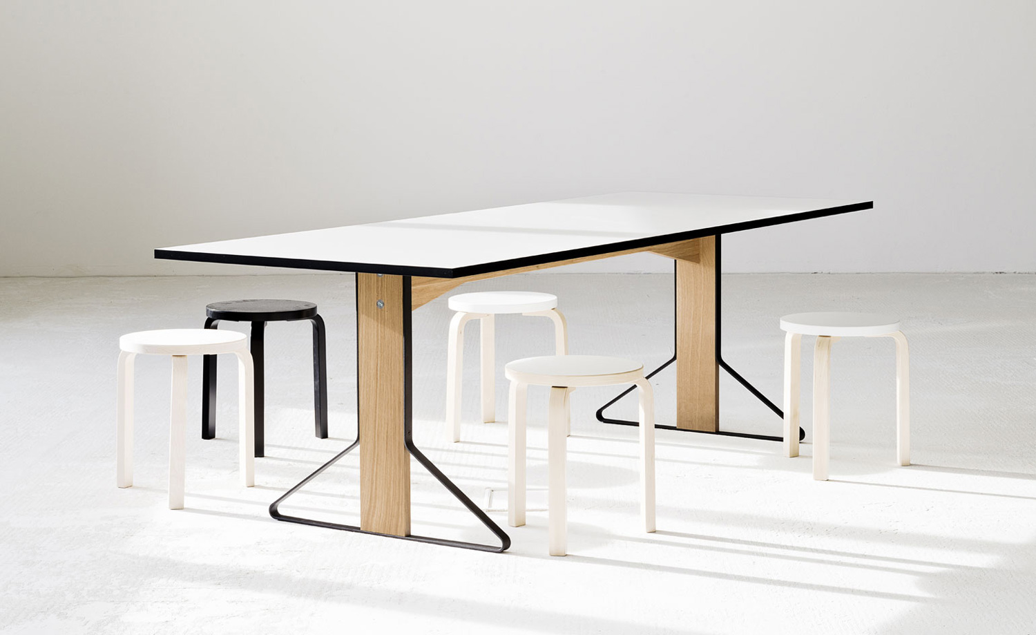Kaari Collection by Ronan & Erwan Bouroullec for Artek at Stockholm Design Week 2015 | Yellowtrace