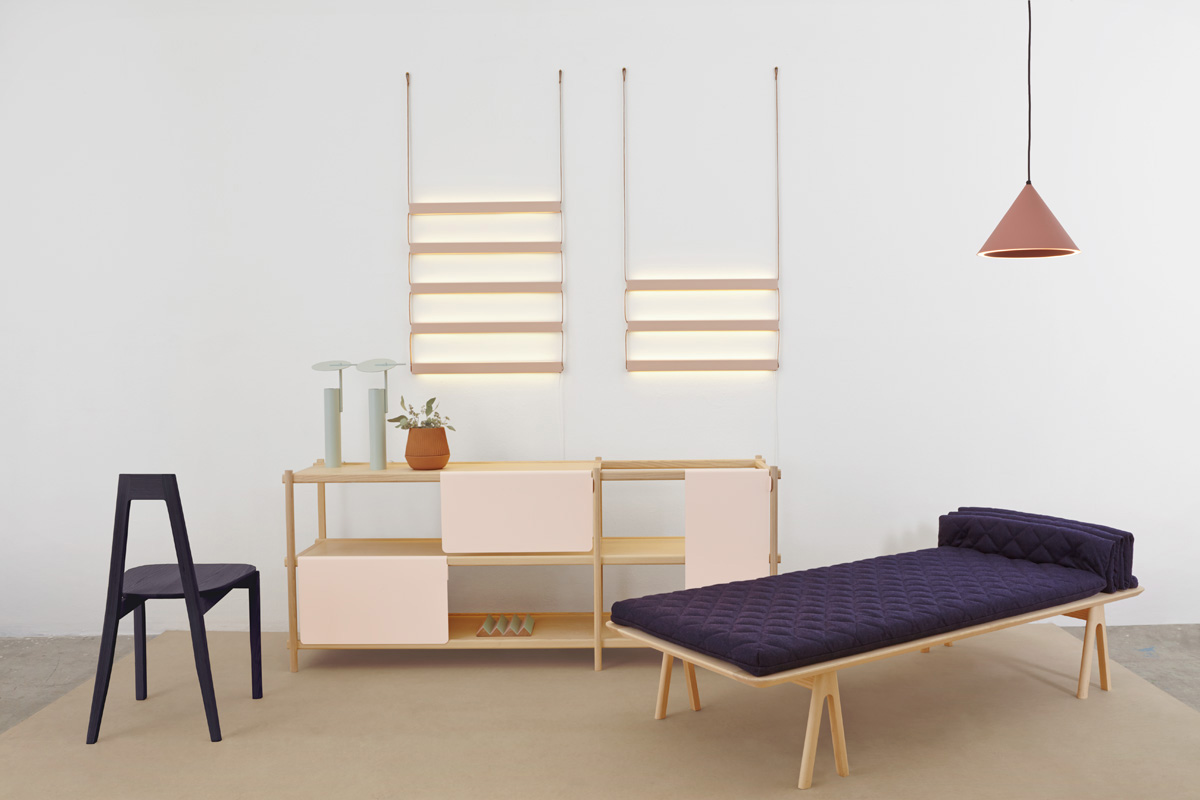 M-S-D-S Studio from Toronto (Greenhouse) at Stockholm Design Week 2015 | Yellowtrace