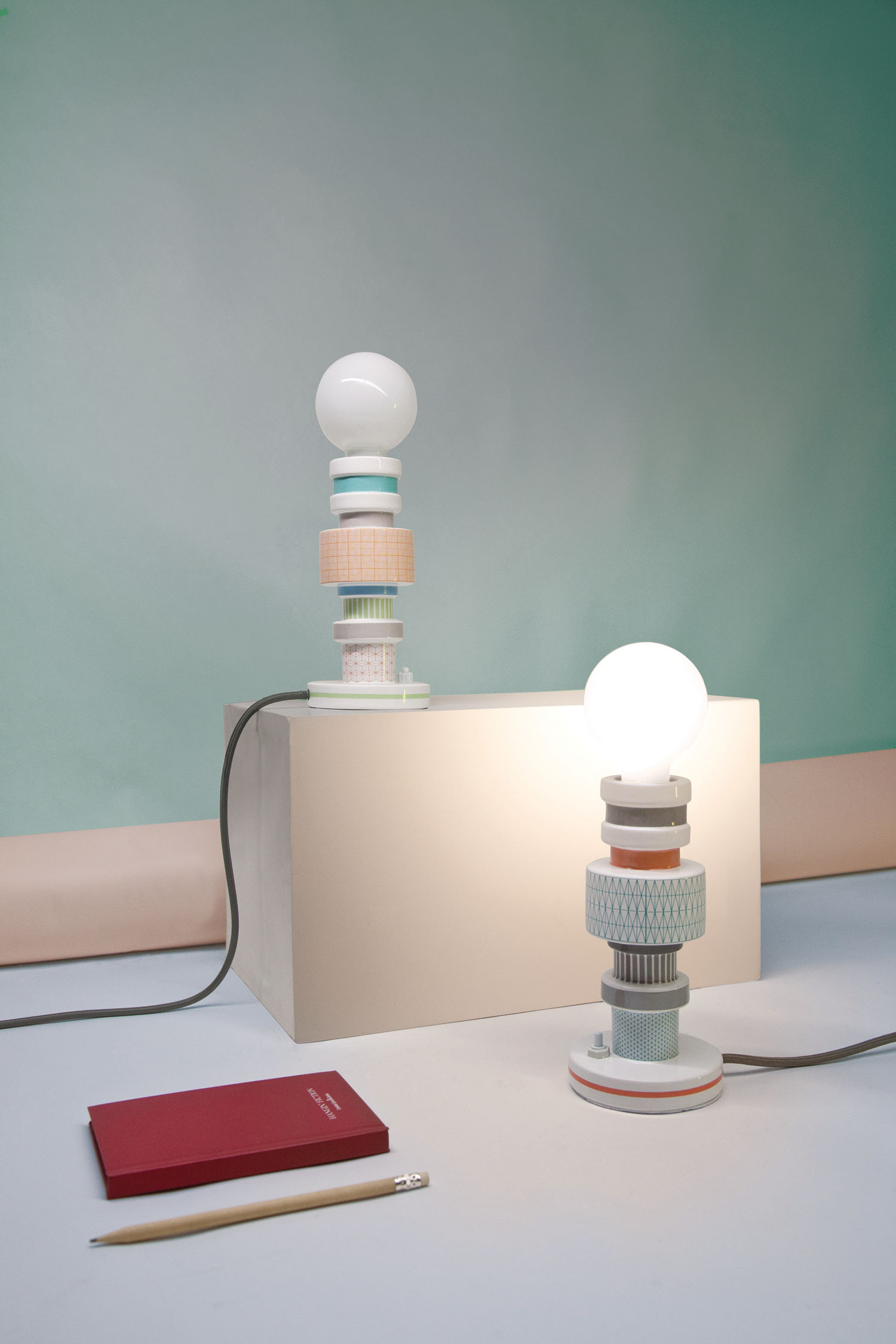 Moresque by Alessandro Zambeli for Seletti at Maison & Objet | Yellowtrace