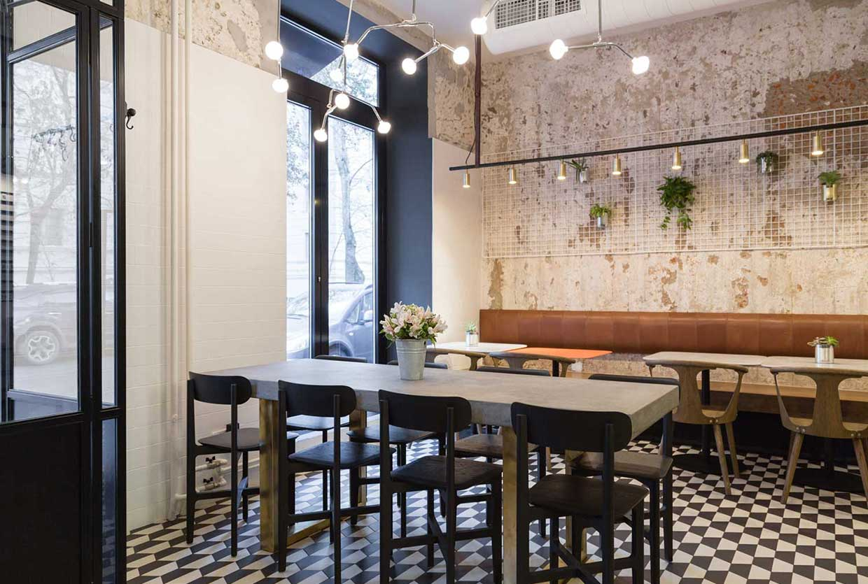 Nude Coffee & Wine Bar by FORM Bureau | Yellowtrace