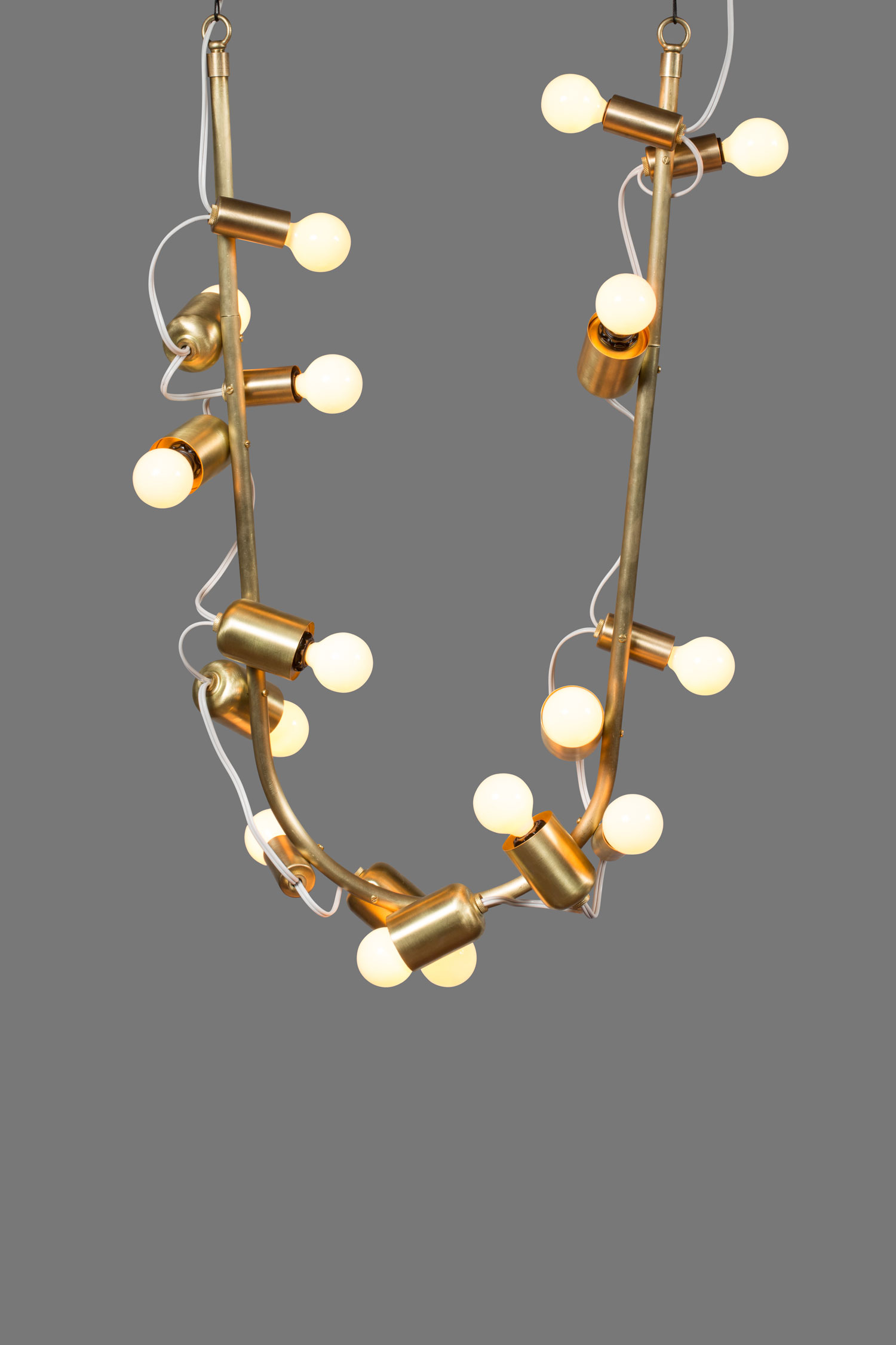 Party Lights by Mary Wallis | Yellowtrace