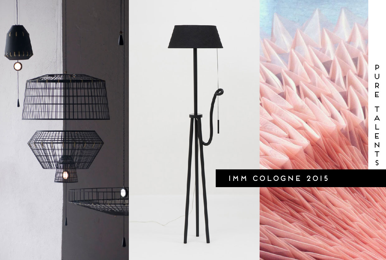 Young Designers Kicking Goals at Pure Talents Show // IMM Cologne 2015 | Yellowtrace