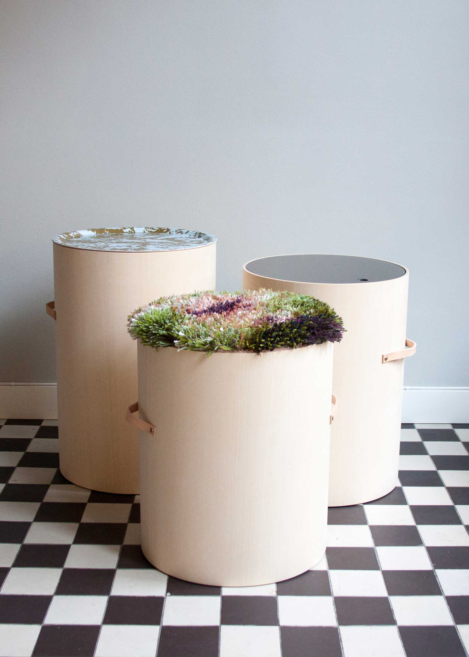 Rotunda by Studio Amanda & Matilda and Sophia Lithell at Stockholm Design Week 2015 | Yellowtrace