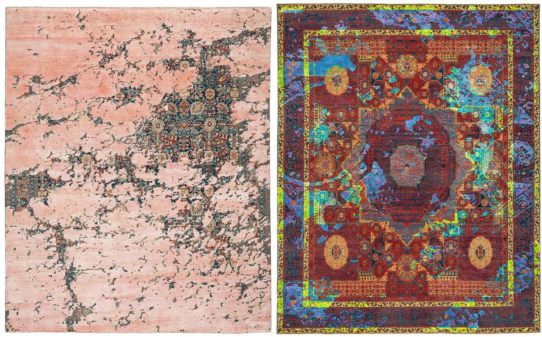 Jan Kath rugs by jan kath at maison object 2015 yellowtrace yellowtrace
