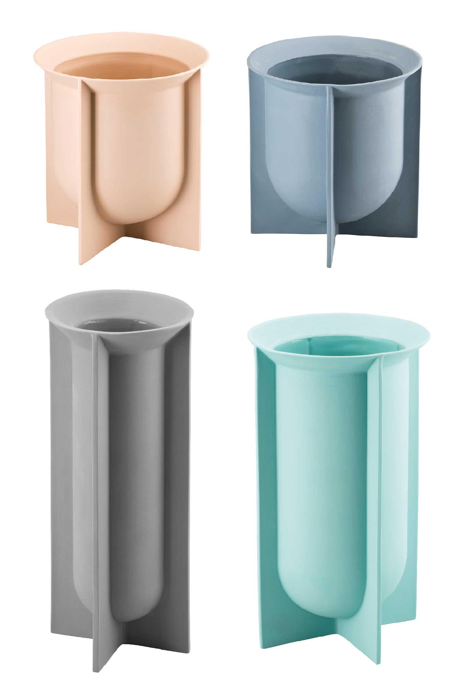 Sebastian Herkner Domo Vase for Rosenthal   Yellowtrace