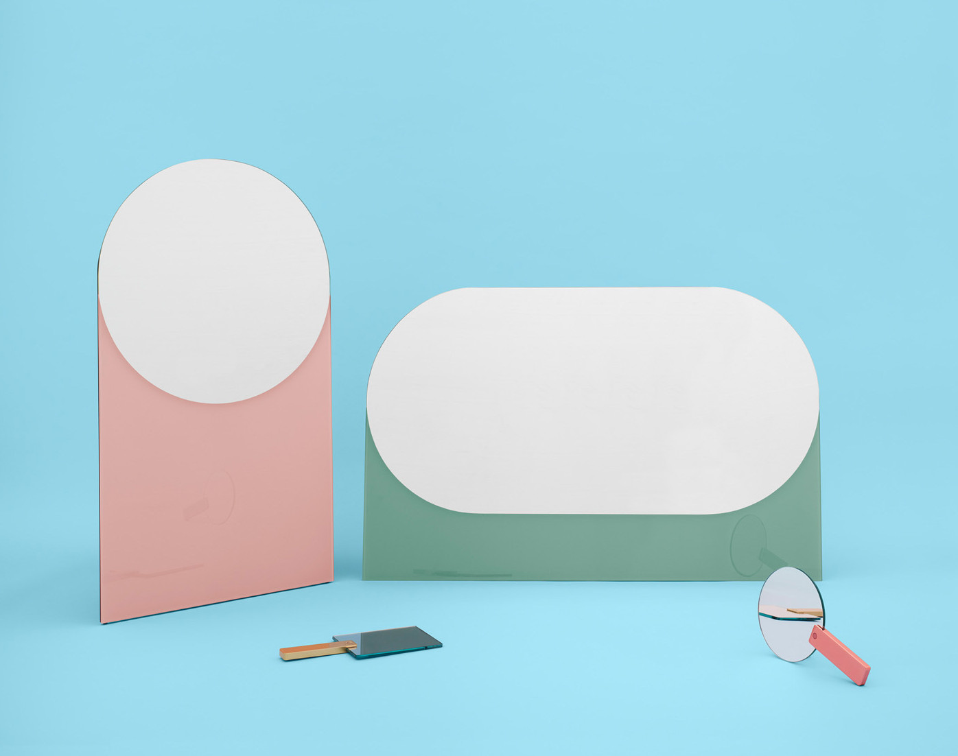 Shapes by Inga Sempe for HAY   Yellowtrace