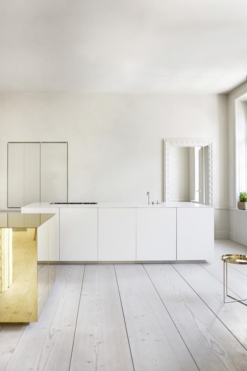 Stockholm Apartment by Claesson Koivisto Rune | Yellowtrace