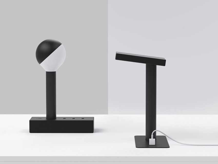 The Industrial Facility w152 Lamp for Wastberg Lighting at Stockholm Design Week 2015 | Yellowtrace