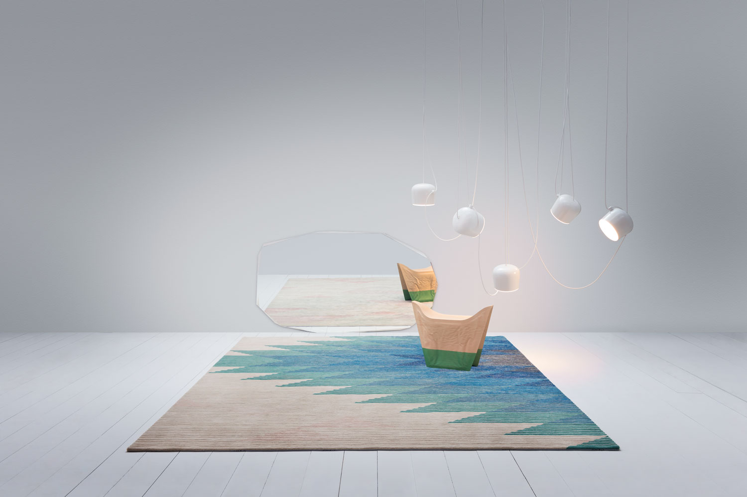 The New Lake Collection by Raw Edges for Golran at Maison & Objet 2015 | Yellowtrace