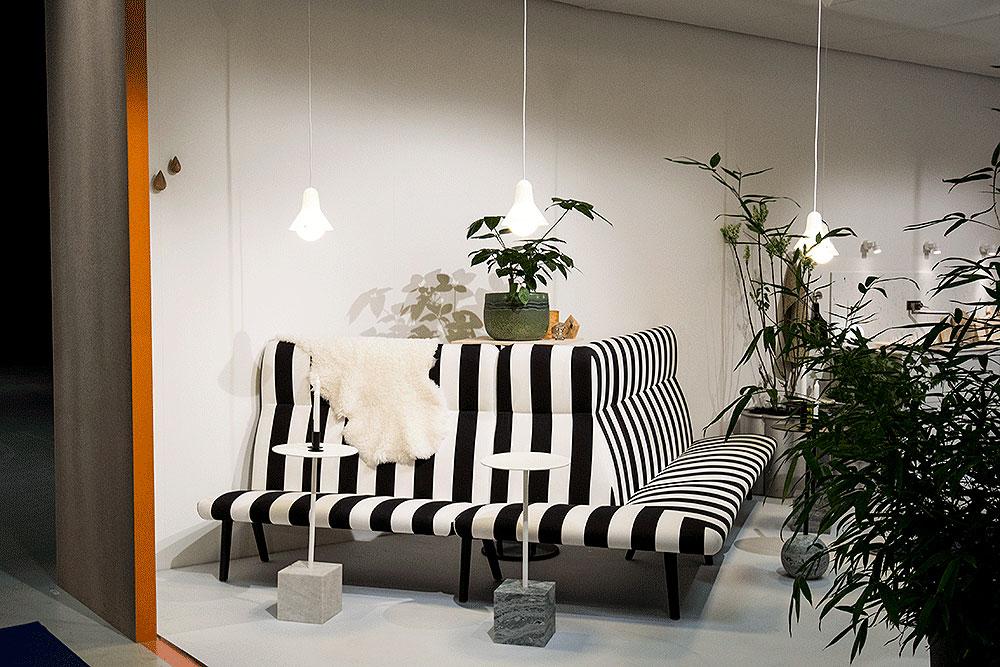 Trendutstallning Husligheter Johanna Asshoff at Stockholm Design Week 2015 | Yellowtrace