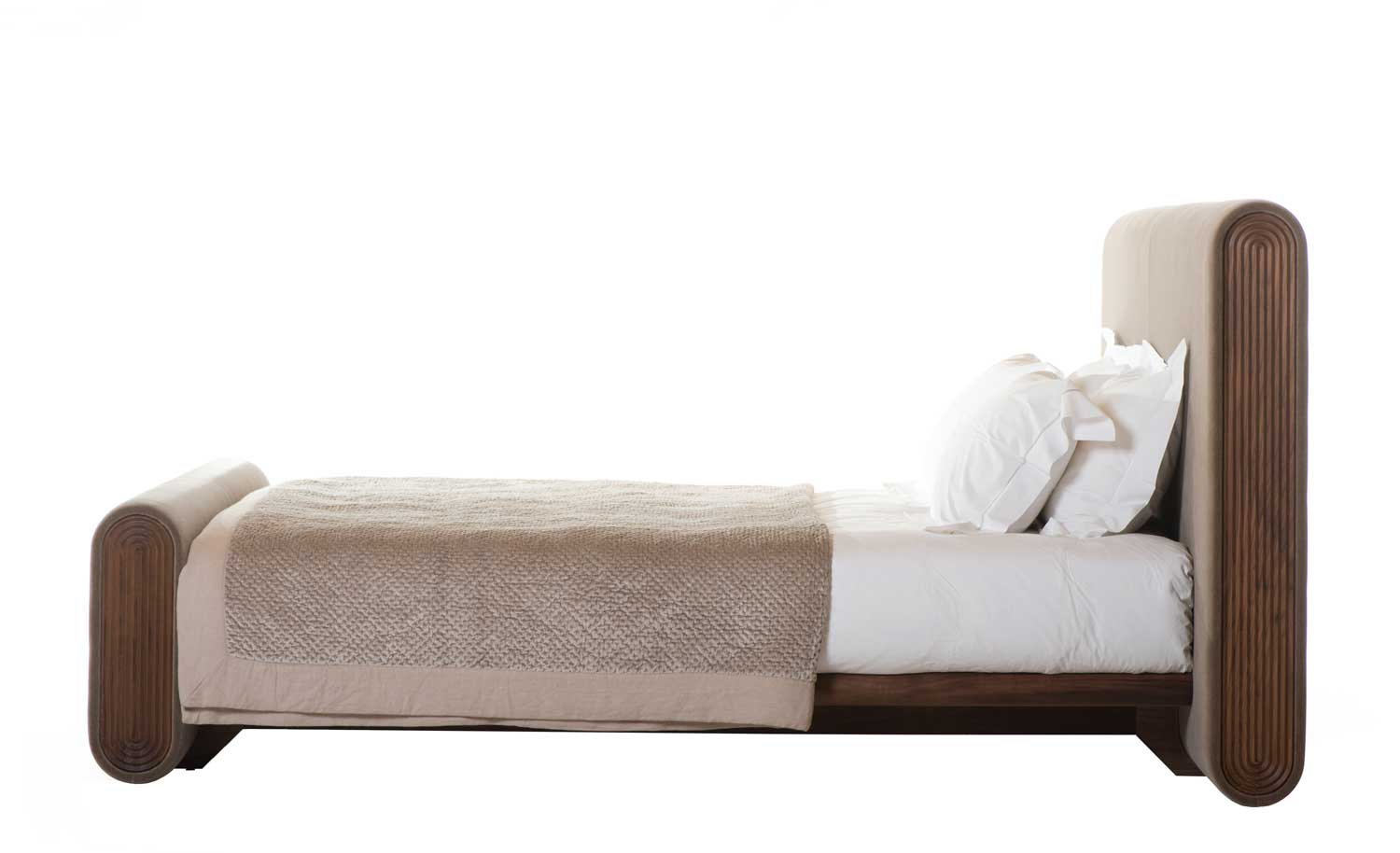 Union Bed by Autoban at Maison & Objet 2015 | Yellowtrace