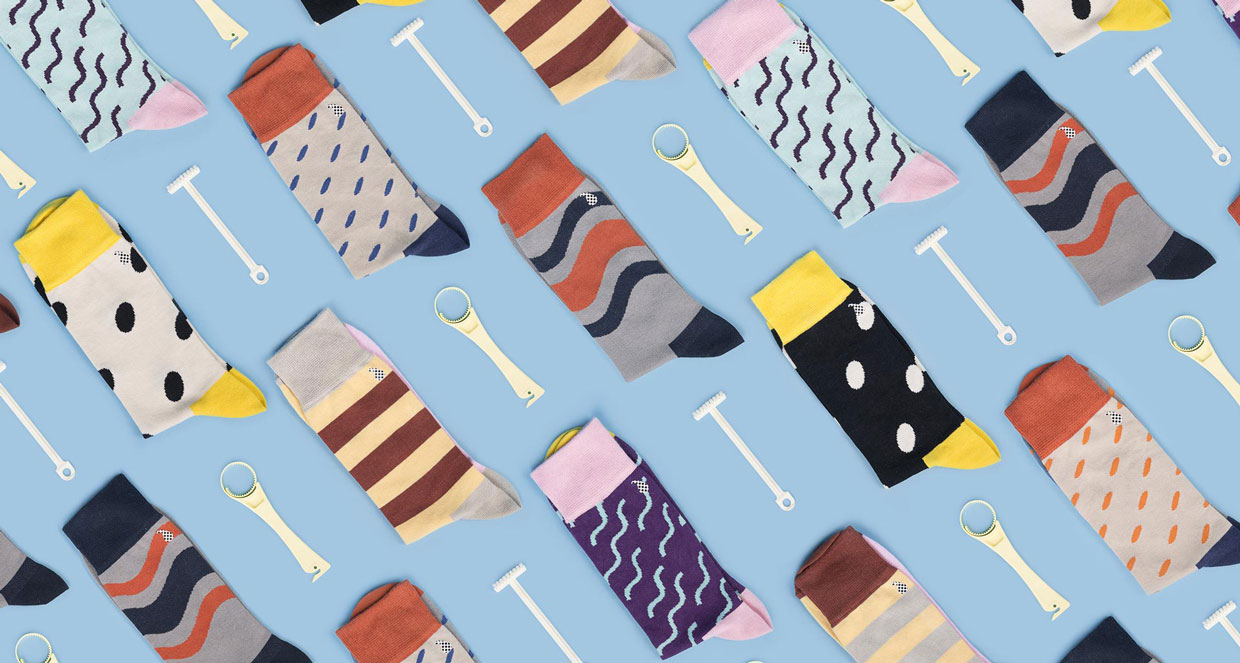 Ood Pears Socks with Phebe Schmidt | Yellowtrace