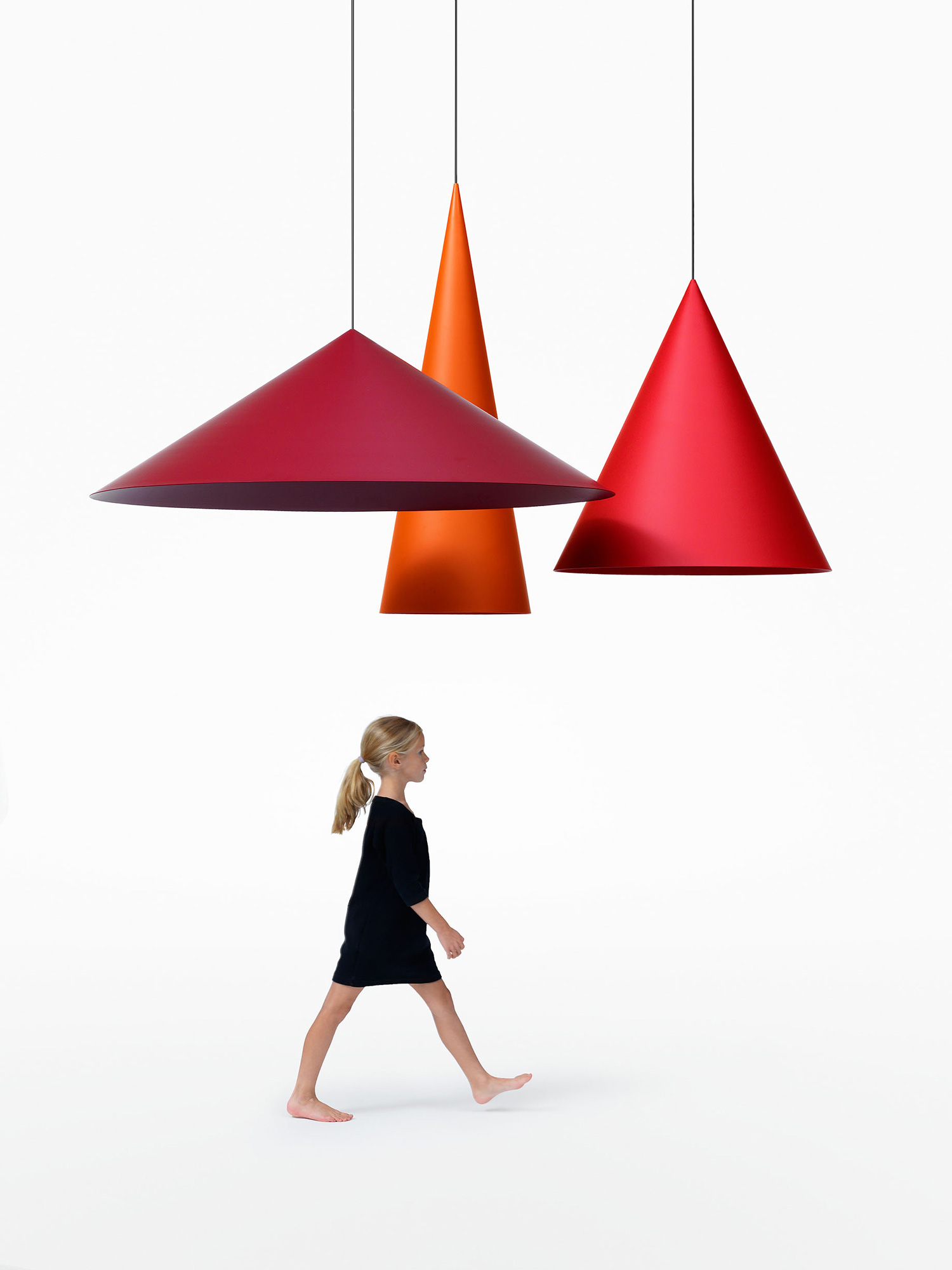 w151 Lamp by Claesson Koivisto Rune for Wastberg Lighting at Stockholm Design Week 2015 | Yellowtrace
