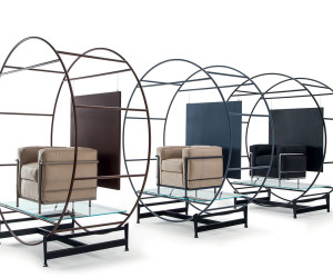 50th Anniversary Revamped LC Collection from CASSINA   Yellowtrace
