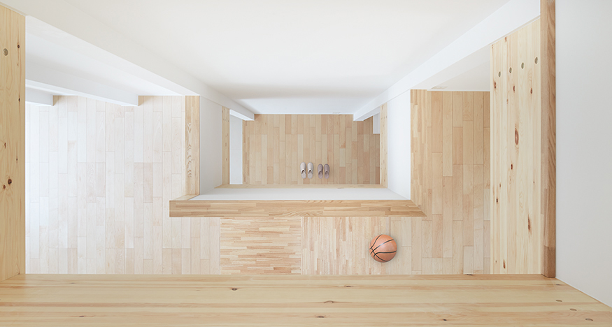 Adaymag Mujis Vertical House | Yellowtrace