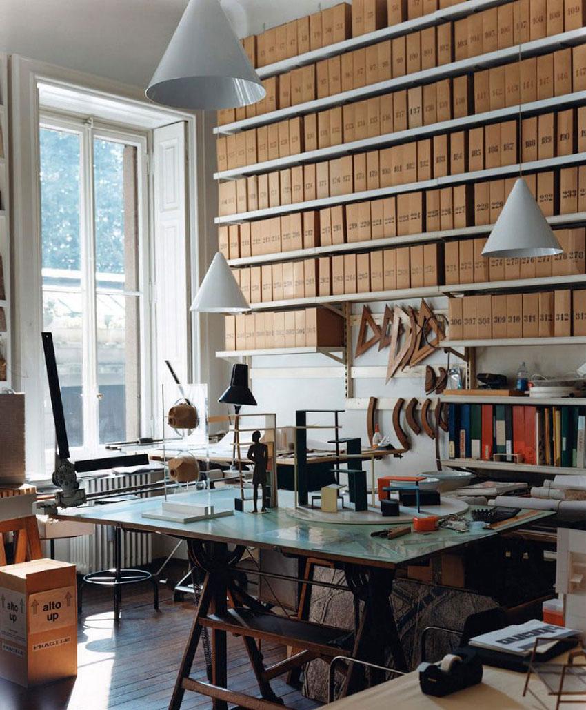 Atelier Castiglioni | Yellowtrace