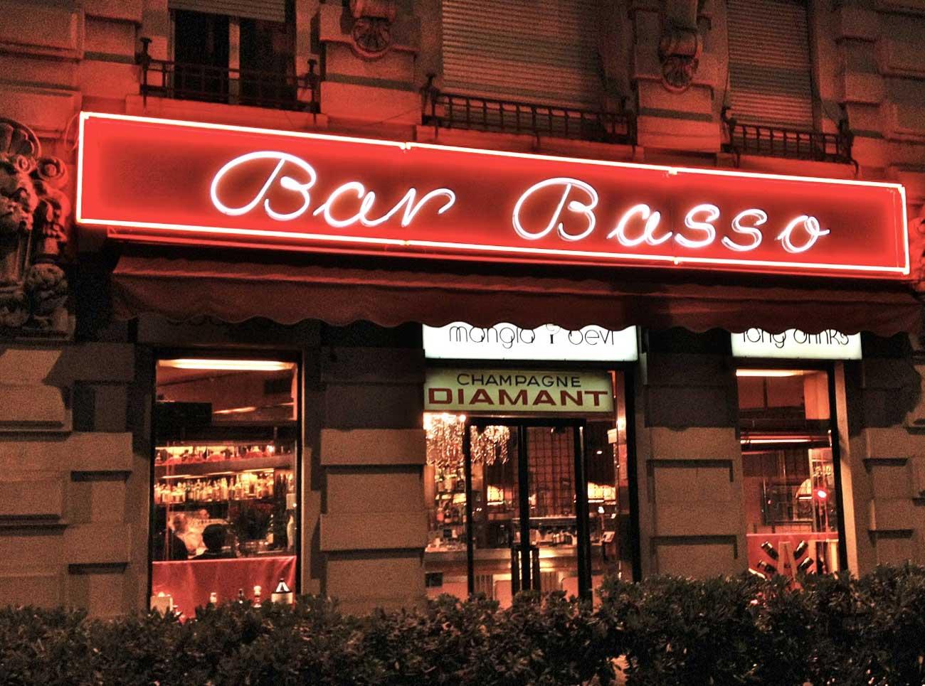 Bar Basso Milan | Yellowtrace