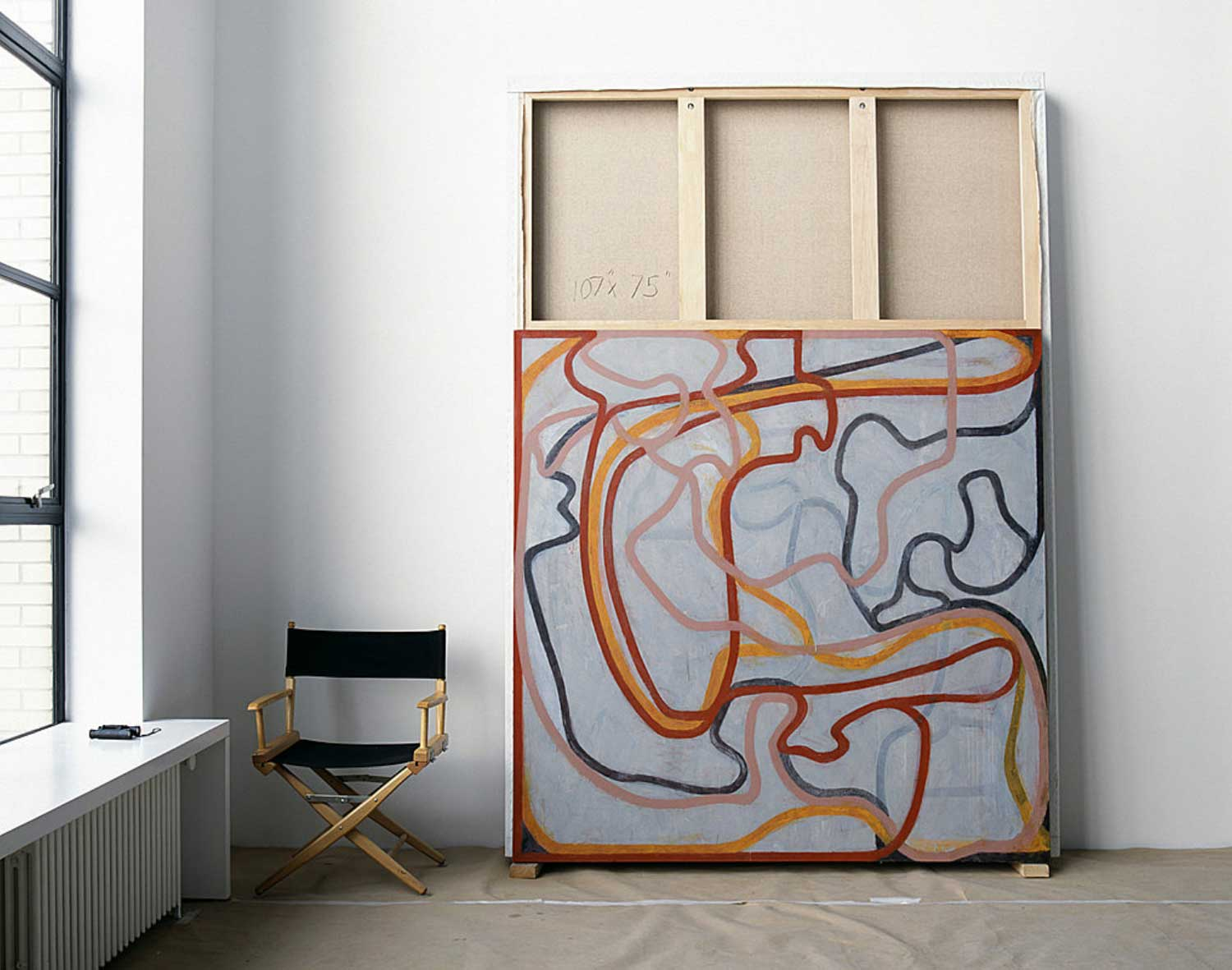 Brice Marden Studio | Yellowtrace