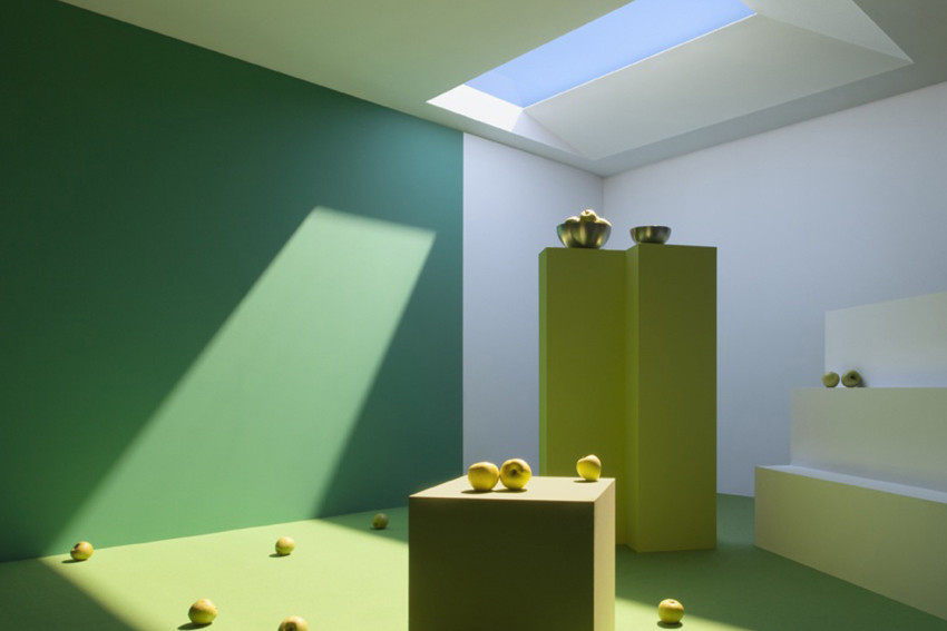 CoeLux, A New Artificial Skylight System Created by Italian Scientists | Yellowtrace