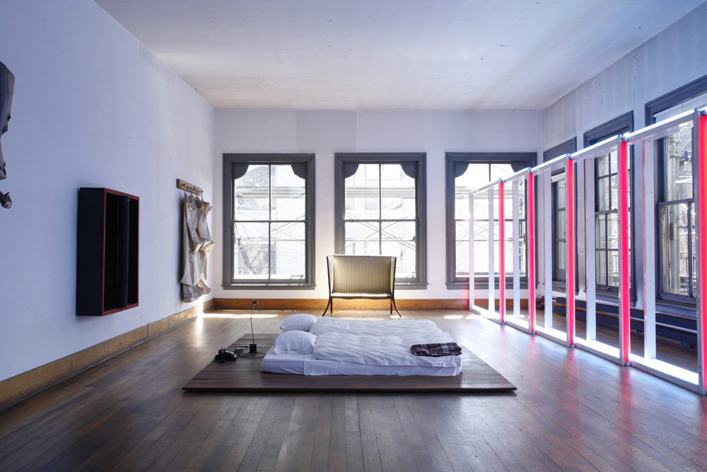 Donald Judd Home & Studio in NYC restored by Architecture Research Office | Yellowtrace