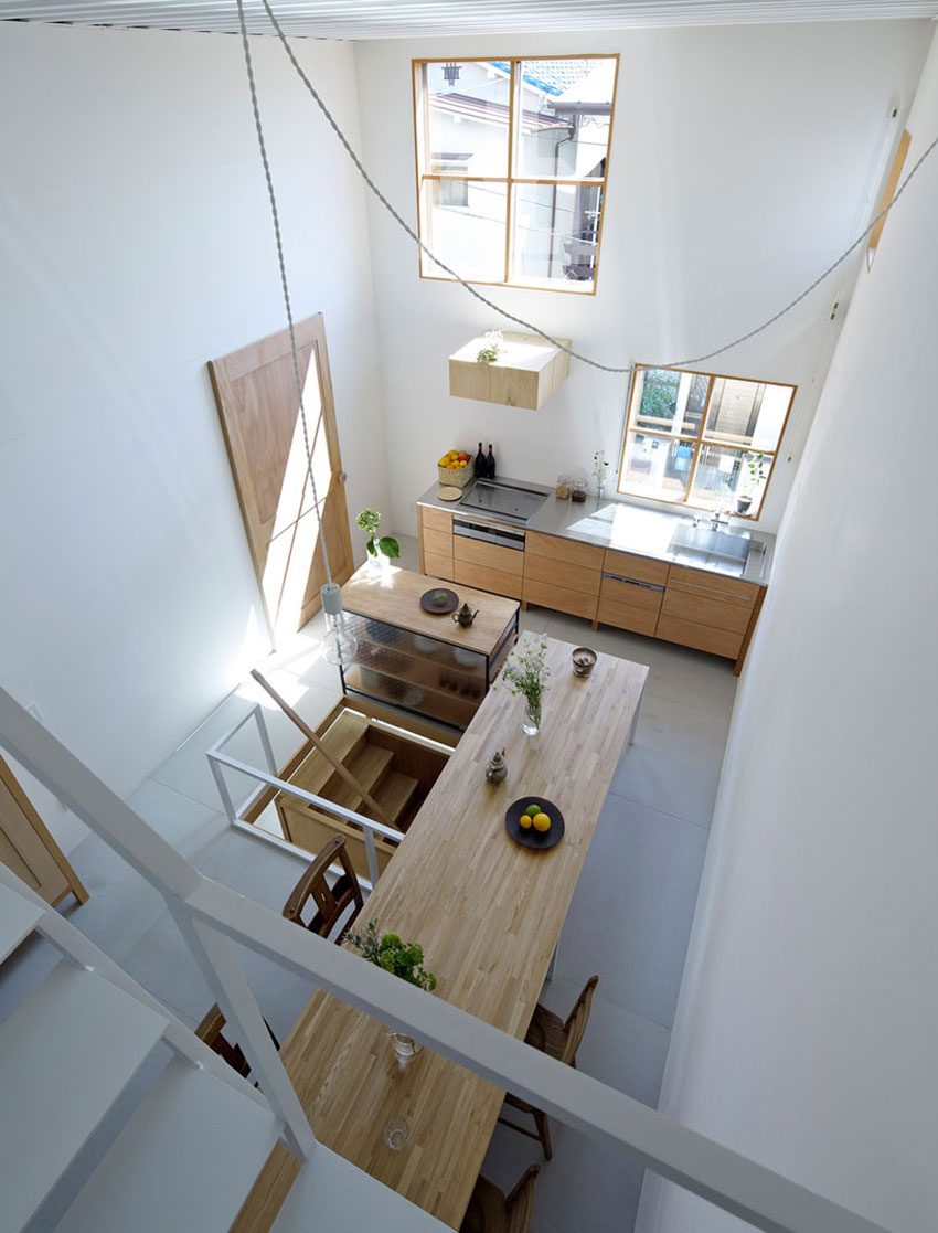 House in Itami by Tato Architects | Yellowtrace
