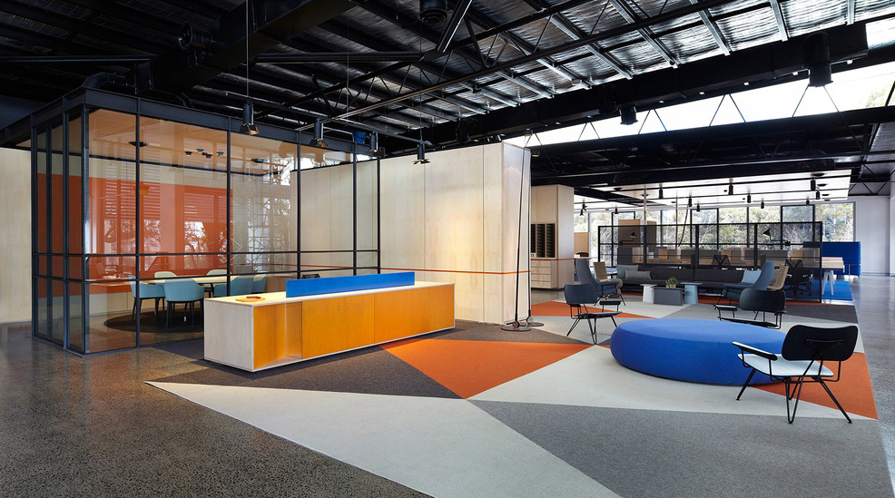 Kennards Self Storage by SJB Interiors. Photo by Tom Evangelidis   Yellowtrace