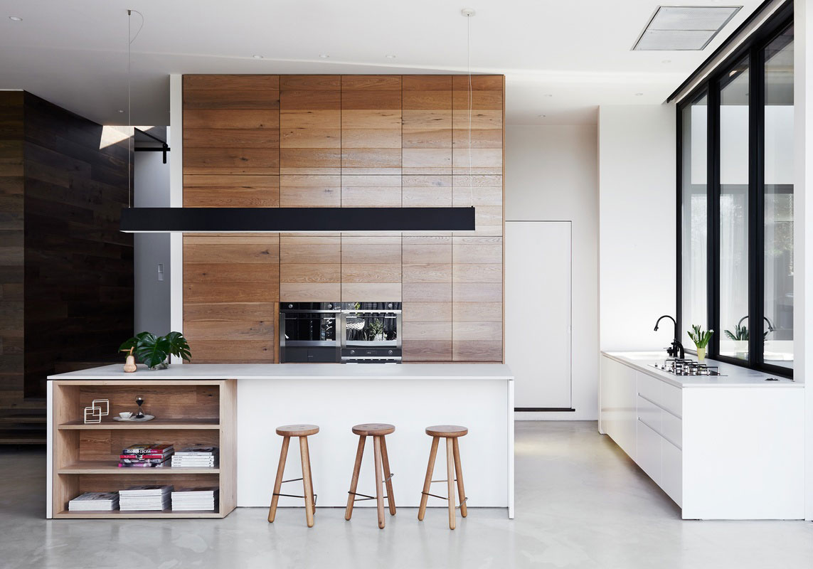 Malvern House by Robson Rak Architects. Photo by Lisa Cohen | Yellowtrace