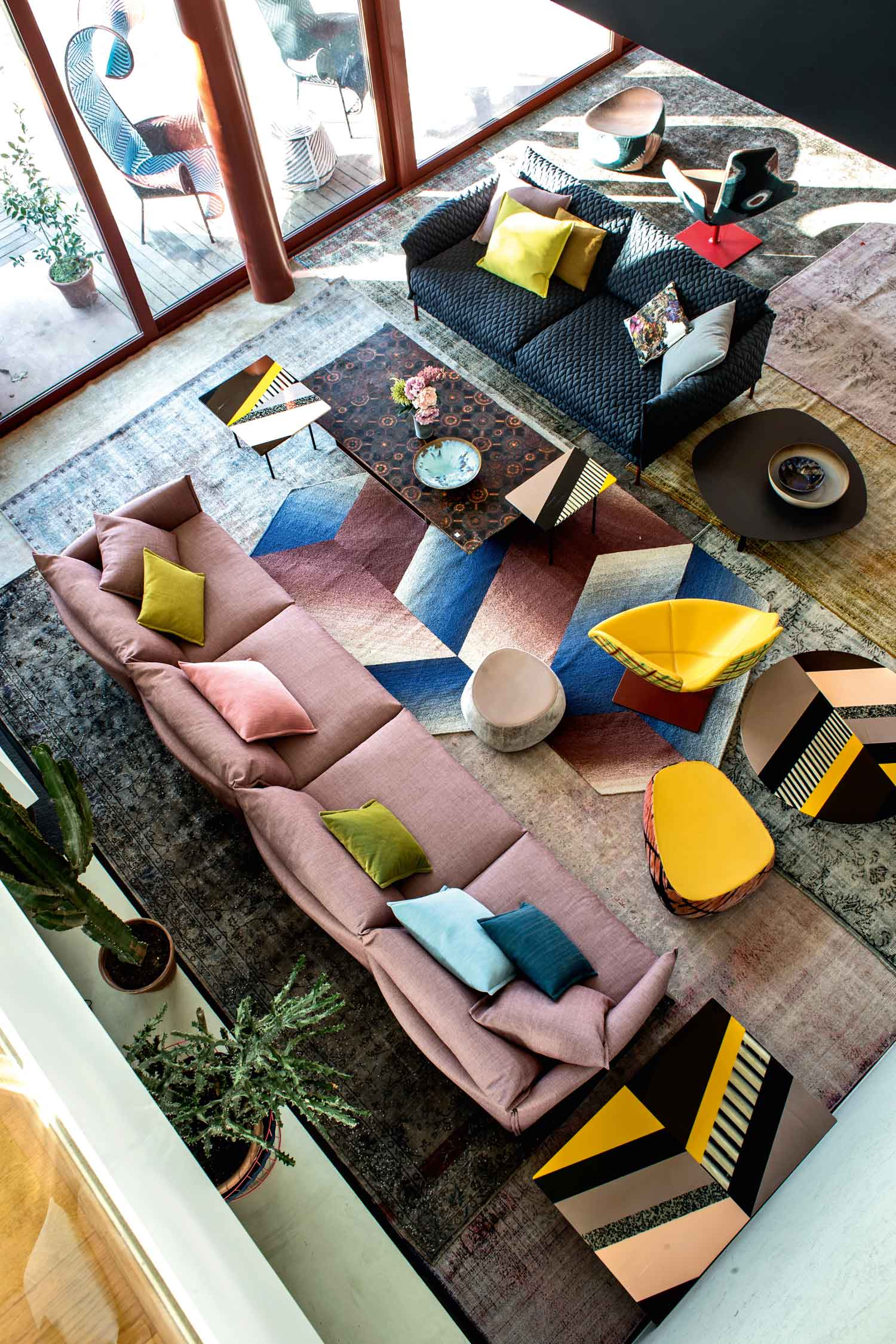 Patrizia Moroso House | Yellowtrace
