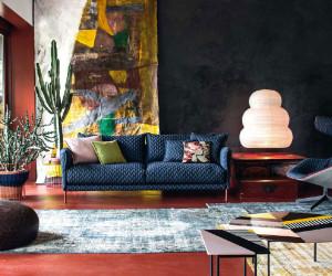 Moroso Product Shot inside Patrizia Moroso House | Yellowtrace
