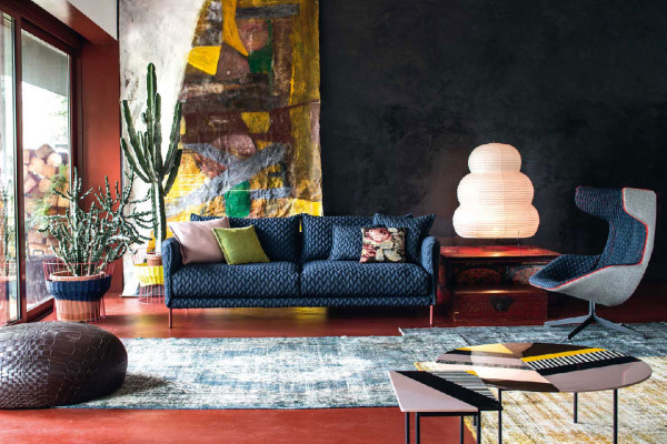 Moroso Product Shot inside Patrizia Moroso House | Yellowtrace