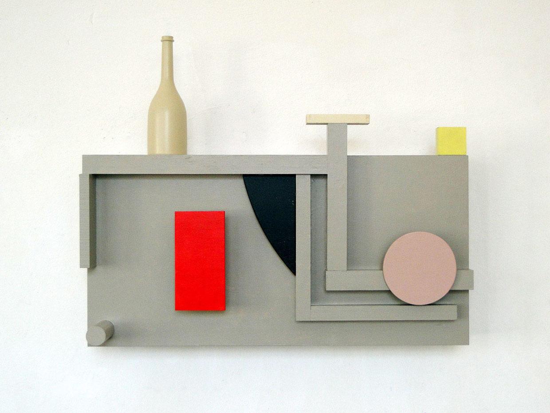 Nathalie Du Pasquier Constructions | Yellowtrace
