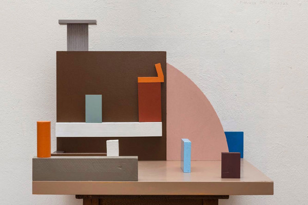 Nathalie Du Pasquier Constructions | Yellowtrace