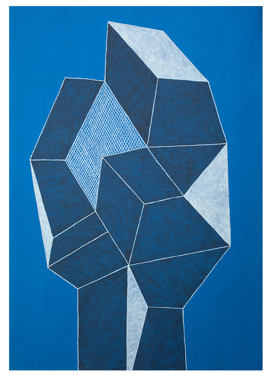 Nathalie Du Pasquier Drawings | Yellowtrace