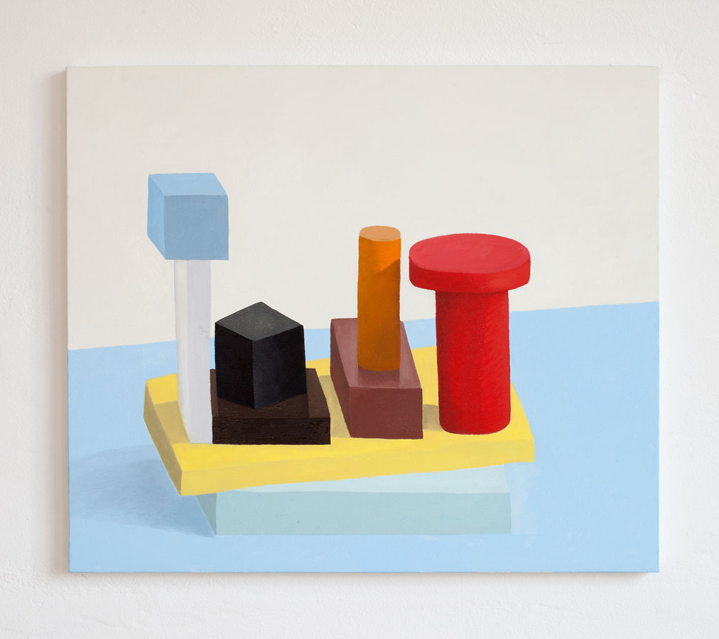 Nathalie Du Pasquier Paintings | Yellowtrace