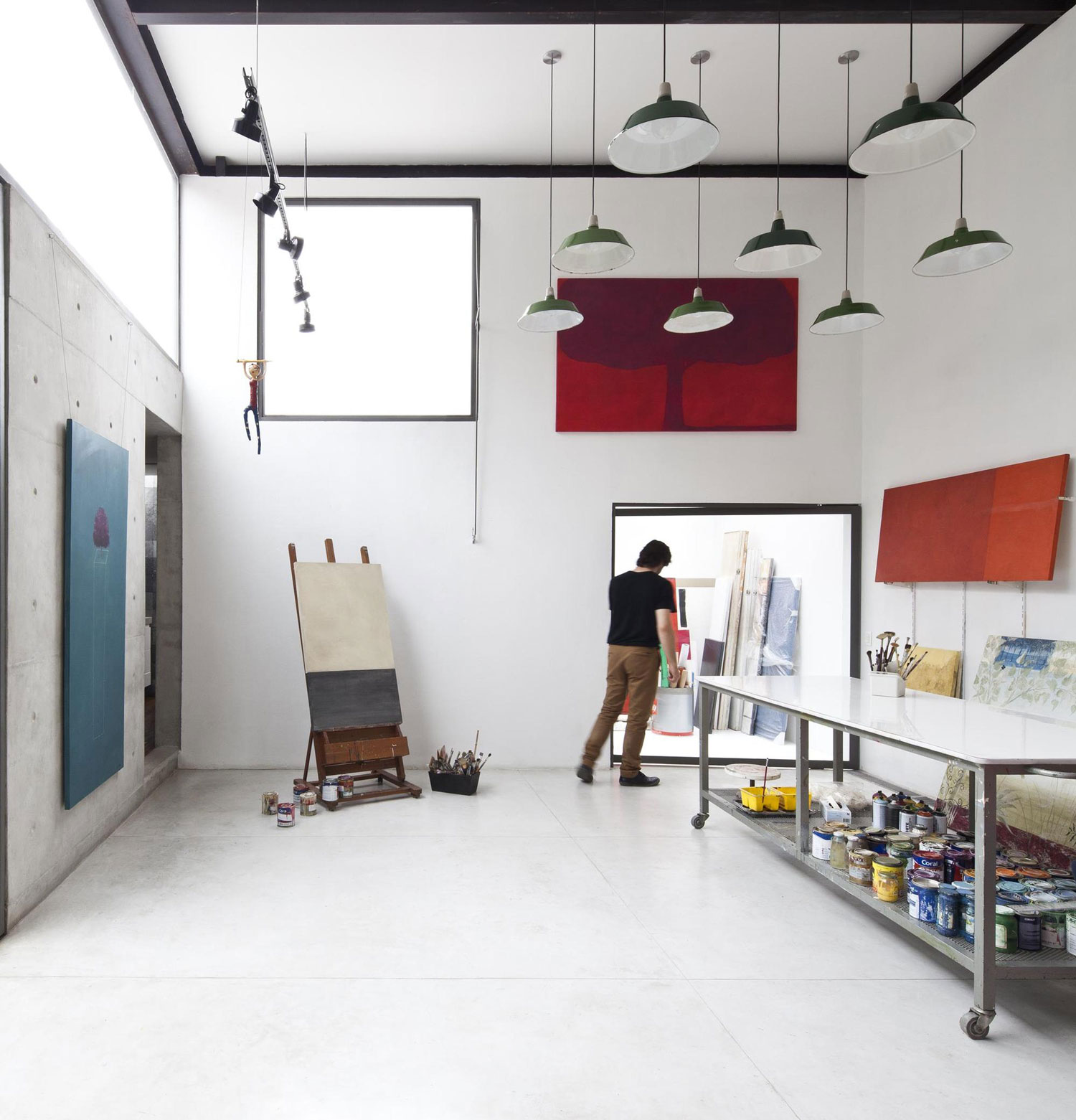 Open Workshop by AR Arquitetos | Yellowtrace